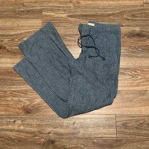 Banana Republic Wide leg Jeans!